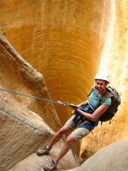 Zion National Park- Canyoneering