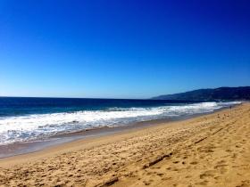 Some where between Malibu and Santa Barbara