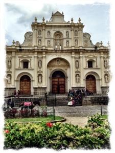 Catedral de Santiago, Antigua, Guatemala