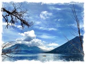 San Marcos,  Lake Atilan, Guatemala